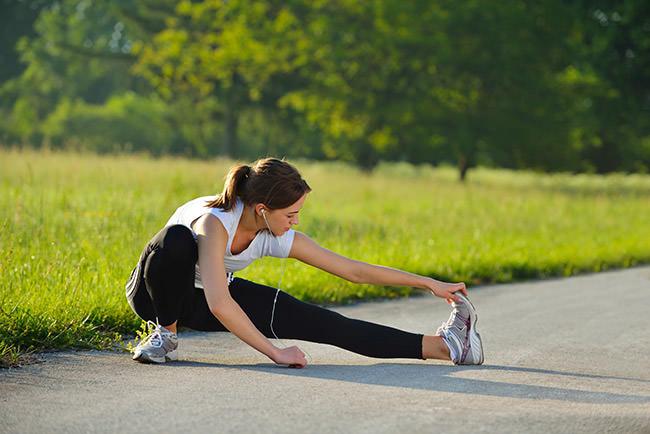 Was tun bei Muskelkater