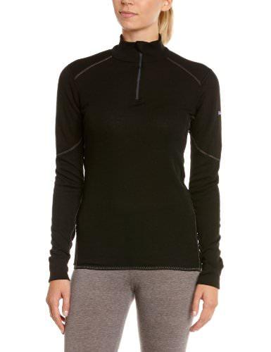 Platz 1: Damen Ski Langarm Shirt