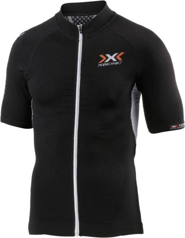 x bionic race evo shirt full zip funktionsshirt herren. Black Bedroom Furniture Sets. Home Design Ideas