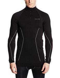 FALKE Herren Skiunterwäsche Langarm Shirt Herren Funktionunterwäsche im Test