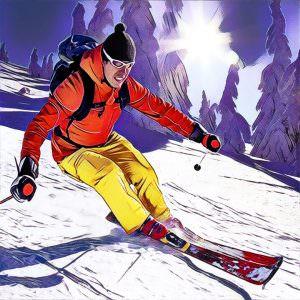 Skijacke Herren für aktive Ski fahren Funktionunterwäsche im Test